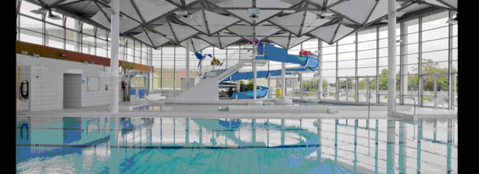 Piscine tisseyre associ s for Piscine colomiers tarif