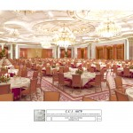 CENTRE CONGRES JEDDAH CCJ 0038-FORMAL DINING-PERSPECTIVE copie