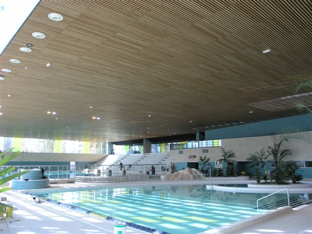 Piscine grand parc bordeaux tisseyre associ s - Piscine olympique bordeaux ...