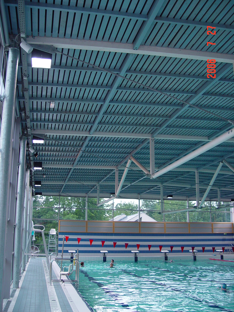 Piscine celle saint cloud tisseyre associ s for Piscine saint cloud