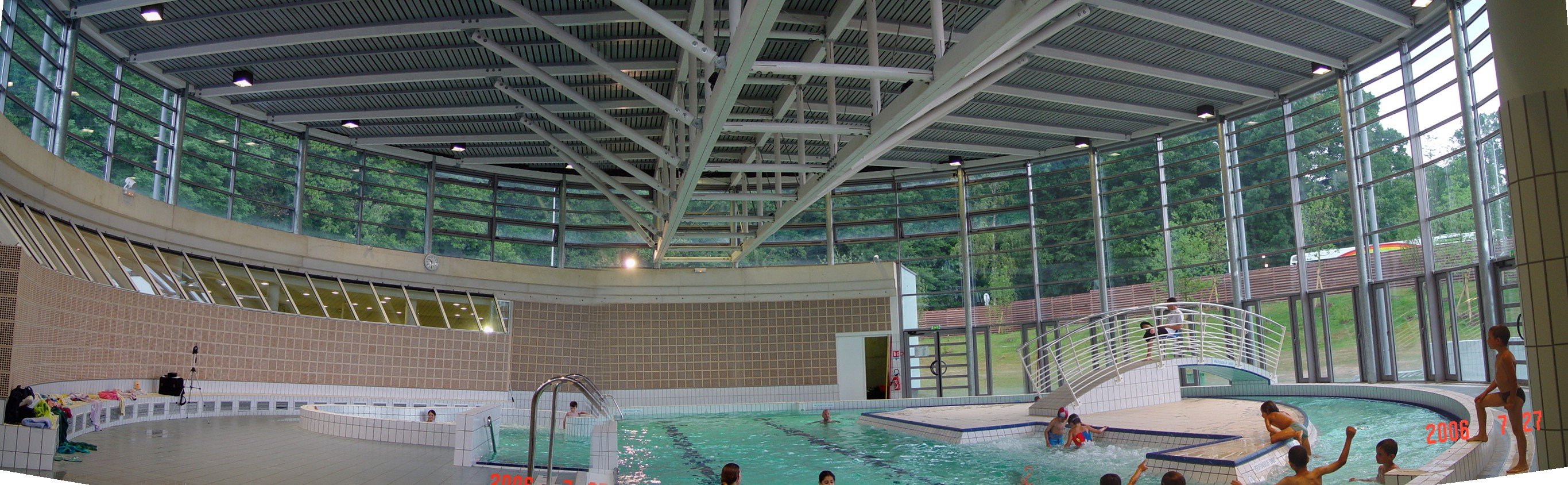 Piscine De St Cloud